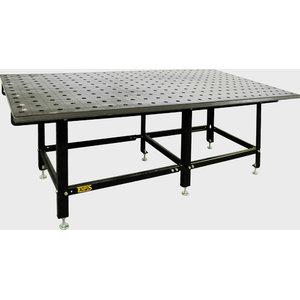 Suvirinimo stalas SST 80/25L plienas ST52 (128-163HB), TEMPUS Holding GmbH