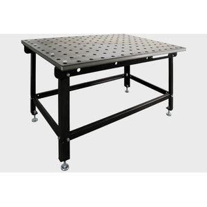 Metināšanas galds SST80/25S, mat.-nerūs. tēr. 1.4301, TEMPUS Holding GmbH