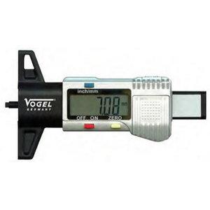 Digital depth gauge 0-25mm, Vögel