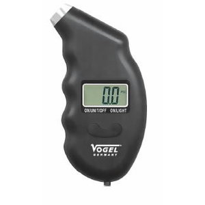 Digital Tyre Pressure Gauge 0-7bar for car, Vögel