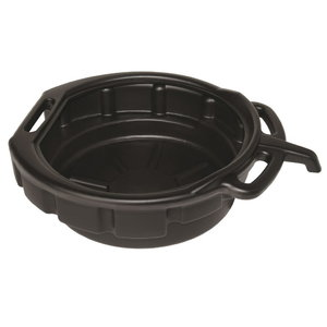 CLEANING PAN 14 LITRES, BLACK, Orion