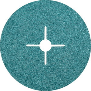 Fiber disc for steel CC-FS Z 180mm P36, Pferd