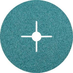 Fiber disc for steel FS Z 180mm P36, Pferd