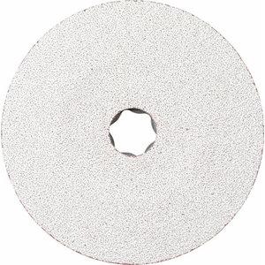 Fibro diskas aliuminiui CC-FS CO-ALU 125mm P60, , Pferd
