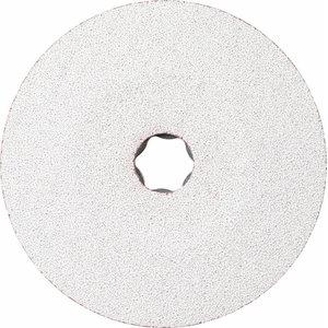 Fibro diskas aliuminiui CC-FS CO-ALU 125mm P80, Pferd