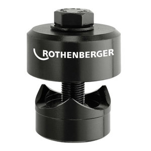 Press - augustaja plekile Ø 18mm, Rothenberger