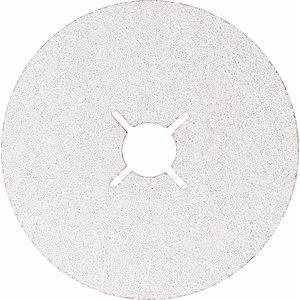 Fibro diskas aliuminiui FS CO-ALU 125mm P80, , Pferd
