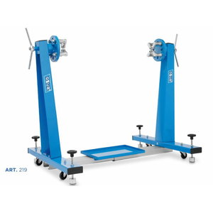 Double engine rotative stand, OMCN