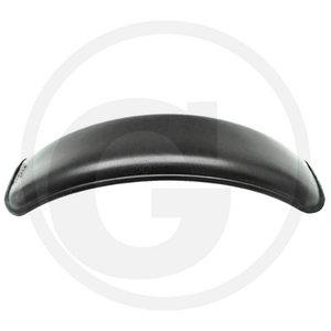 Mudguard, 470X1430, R=790mm, Granit
