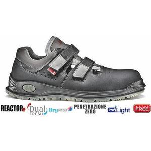 Darba sandales CAMARO BLACK S1P SRC, melnas, 39