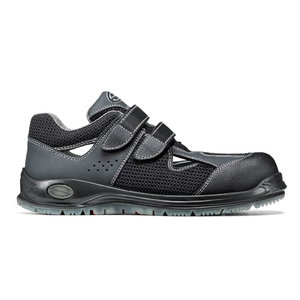 Darba sandales CAMARO BLACK NEW S1P SRC ESD, melnas 39, Sir Safety System