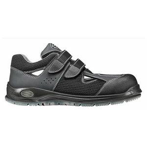Darba sandales CAMARO BLACK NEW S1P SRC ESD, melnas 43, Sir Safety System