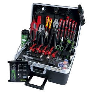 Tool case 38 parts, Haupa