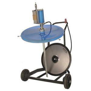 mobile grease unit for 180kg drum