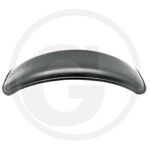 Mudguard, 410x1400, R=720mm, Granit