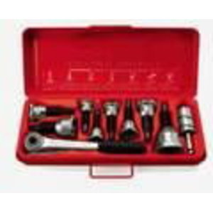 ROTHENB.-TEE EXTRACTOR SET, Rothenberger