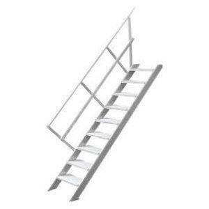 Kopėčios be platformos 12 laiptelių 2211, Hymer