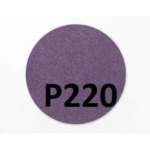 Slīpēšanas disks 125mm P220+ 775L no holes Hookit Cubitron I