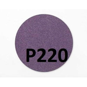 Slīpēšanas disks 125mm P220+ 775L no holes Hookit Cubitron II, 3M