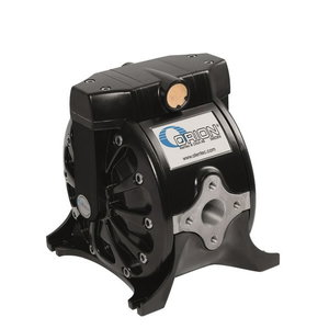 "Air operated Diaphragm Pump 1:1 air 3/8"" (f) oil 1""(f), Orion"