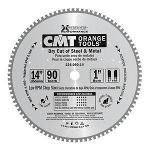 Zāģripa metālam 150x1.6/1.2x20 Z32, CMT