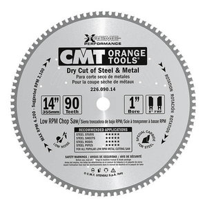 DRY-CUT Metalliterä 355 x 30, CMT