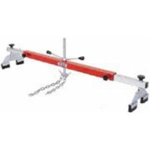 Hydraulic hoist for twin wheels, OMCN