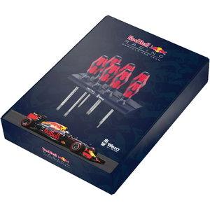 Atsuktuvų komplektas Red Bull 7vnt SlipStop, Wera