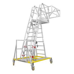Fuelling ladder 2280, Hymer