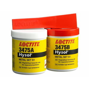 Metāla epoksīdlīme  EA 3475, 500g, Loctite