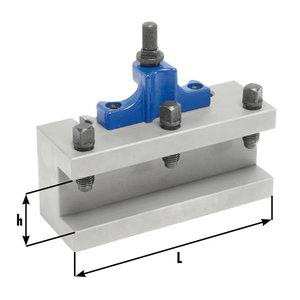 Turning and facing holder size B, 32 x 140 mm, Bernardo