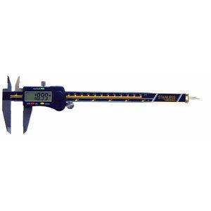 Calipers 200 mm, Scala