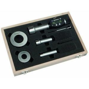 2-Point Digital Bore Gauge-Set 2-6x0.001mm, Vögel
