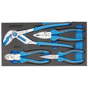 Moodul tööriistadega 1500 CT1-142, Gedore