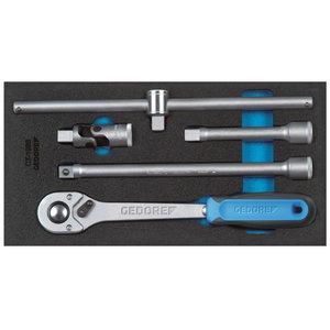 Moodul tööriistadega 1500 CT1-1993 T, Gedore