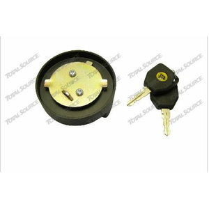 Fuel tank cap with keys JCB 231/81403, TVH Parts