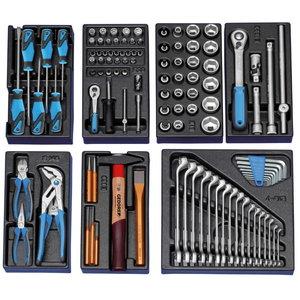 Tööriista valik moodulis S 1500 ES-01, Gedore