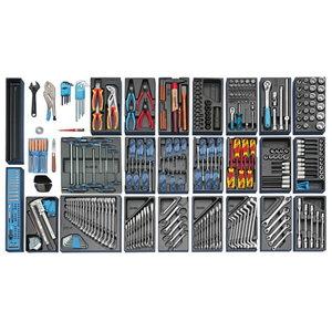 Tööriista valik moodulis S 1500 ES-03 325 osa, Gedore