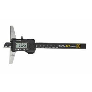 Digital depth caliper 200mm, Scala