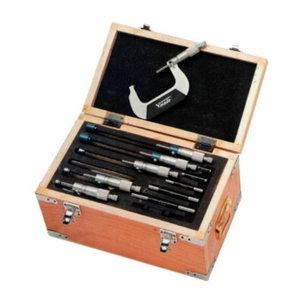 External Micrometer Set DIN 863, 0 - 150 mm, Vögel