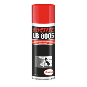 Ķīļsiksnas aerosols LB 8005 400ml, Loctite
