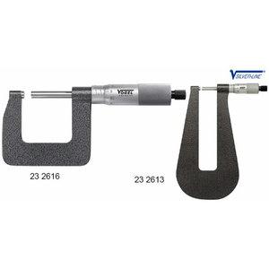 Micrometer 0-25/150mm 0,01mm, Vögel