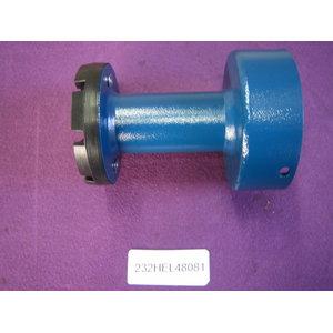 Augstuma adapteris 151 mm, 4 gab., Nussbaum