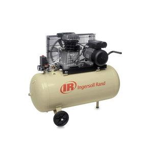 Поршневой компрессор 3 кВт ременная передача PB3-200-3 (на колесах), INGERSOLL