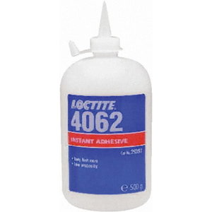 Instant adhesive LOCTITE 4062 (very fast version of 406)500g, Loctite