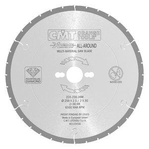 SAW BLADE NN-SYSTEM DP 300X2.5/2X30 Z44 HR, CMT