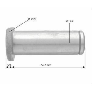 Pin Ų 19.9 MM - L 55.7 MM 87569218, BEPCO