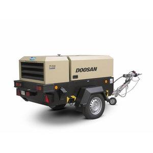 Pārvietojams kompresors 5 m3/min 7/53 (CE/FB5/IRB/L2/22), Doosan