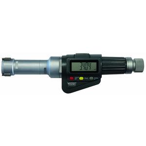 Sisemikromeeter kmpl 3 punkti 30-40 mm, digitaalne, Vögel