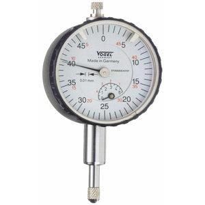 Dial Indicator, 0-5x0,01 mm, Vögel